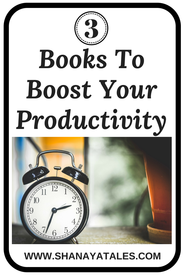 productivity and time management books