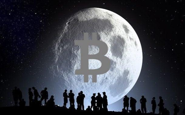 Kurs Bitcoin powyżej 5000 USD - nowe ATH