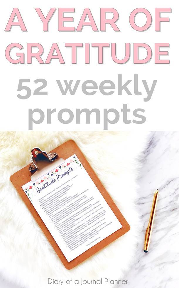 52 gratitude prompts