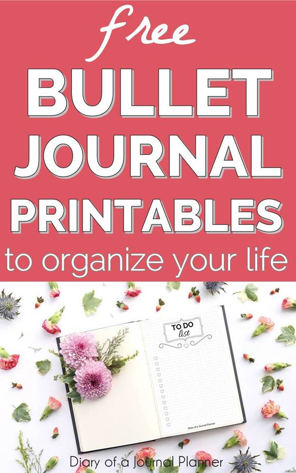 It's just a picture of Bullet Journal Paper Printable with school themed