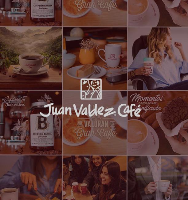 Juan Vandez Cafe Portfolio