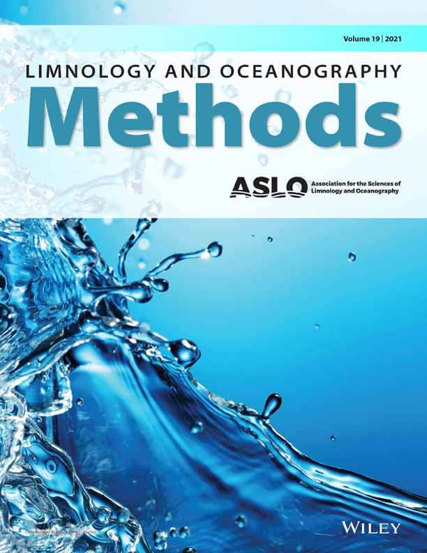 Cover of Limnology and oceanography: Methods