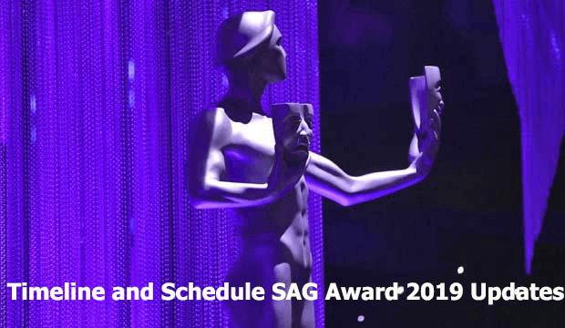 2019 SAG Award