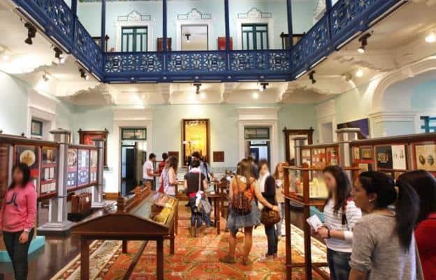 Excursión Archivo de Indianos y Llanes