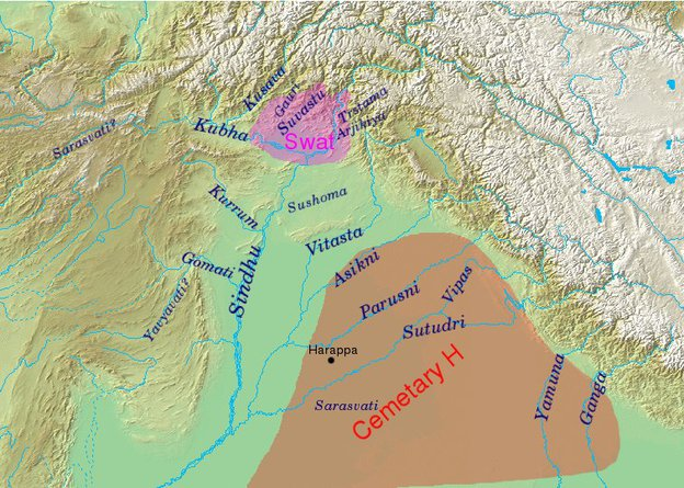 Rigvedic_river.jpg, Image downloaded from wikipedia