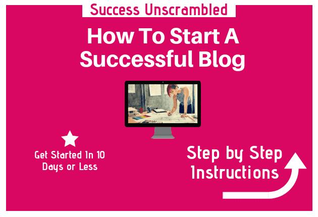 Start a Successful Blog - 630x430