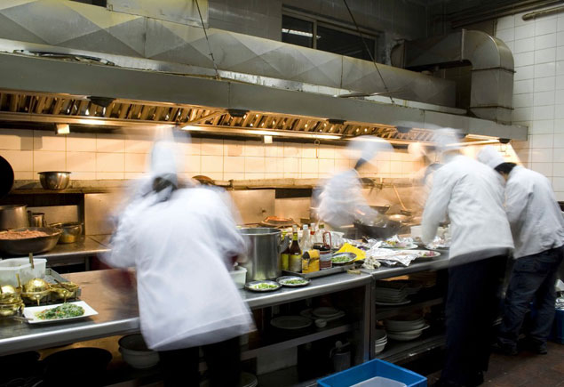 restaurant kitchen automation