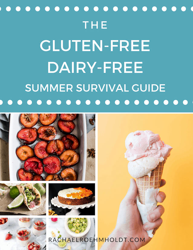 Gluten and Dairy-free Diet: Summer Survival Guide