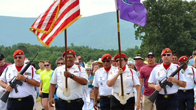 Trail of Tears Memorial Walk