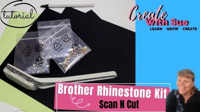 Brother Rhinestone kit main picture
