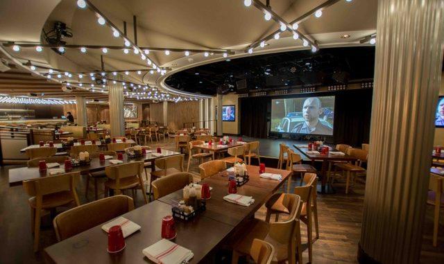 Das neue Restaurant Q - Texas Smokehouse