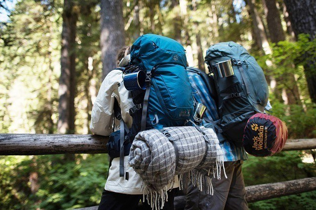Backpacker pakkeliste