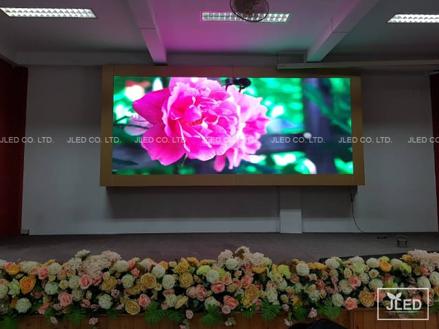 P3 Indoor Full Color จอLed Display