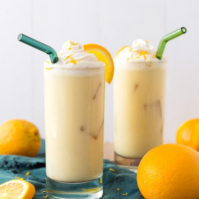 Spiked Orange Julius