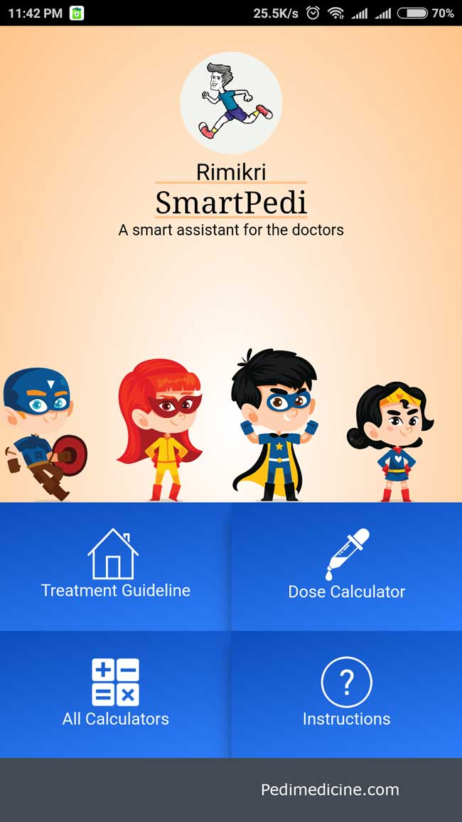 Smart-Pedi