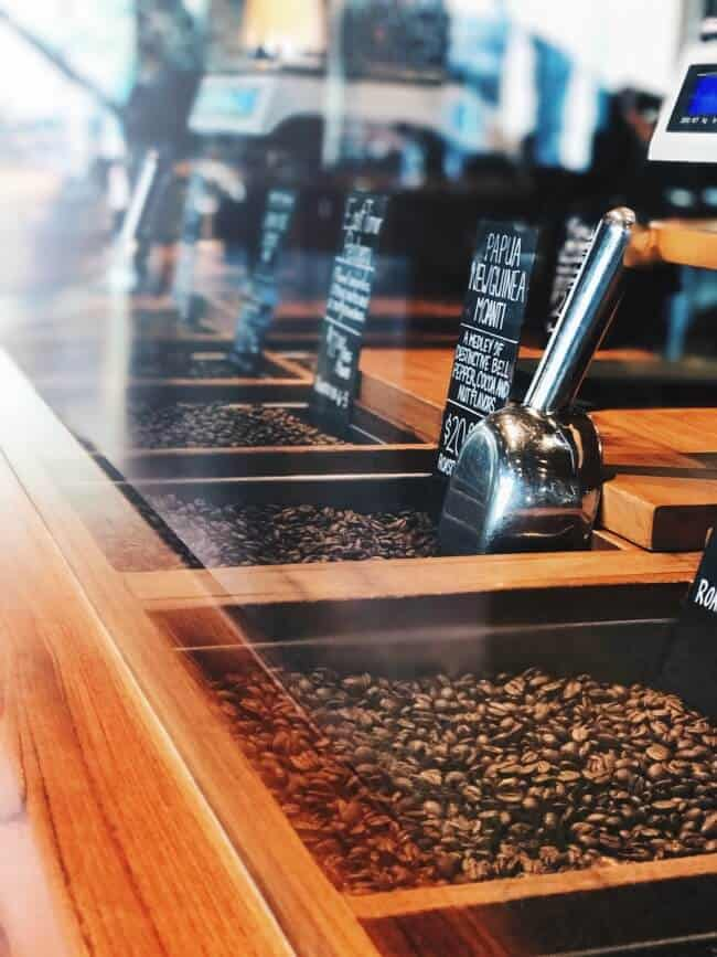 Try Different Coffee Beans