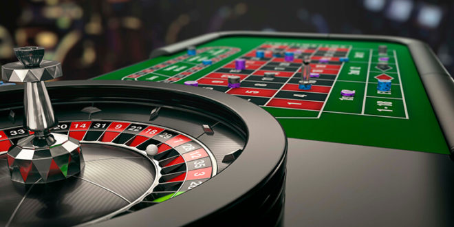 Benefits of playing at an online casino -