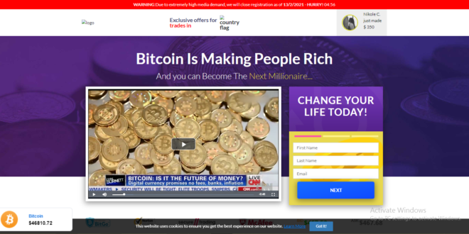 Crypto Boom Review 2021 – Scam Or A Remarkable App? Dragons Den
