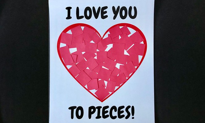 I LOVE YOU TO PIECES PRINTABLE FEATURED IMAGE