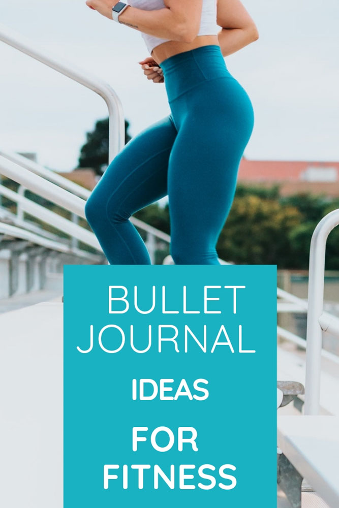 Get brilliant fitness tracker ideas for Bullet Journals. Weight loss Trackers, Step Trackers, Workout trackers and more. #fitnesstracker #bulletjournal #bulletjournalideas #fitnesstrackerbulletjournal #fitnesstrackerbujo #bulletjournaltracker