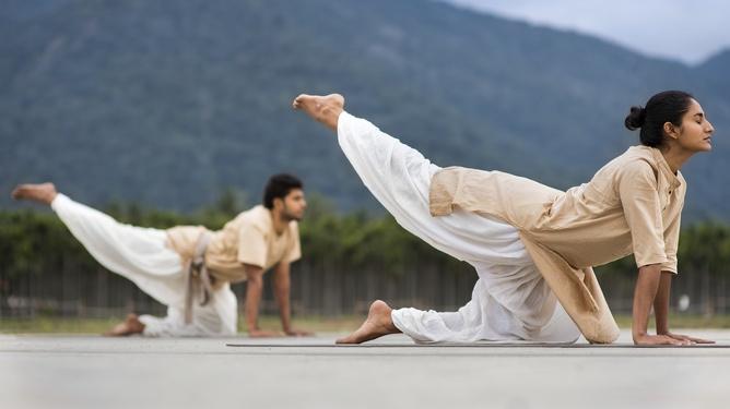 pratiques yoga débutant