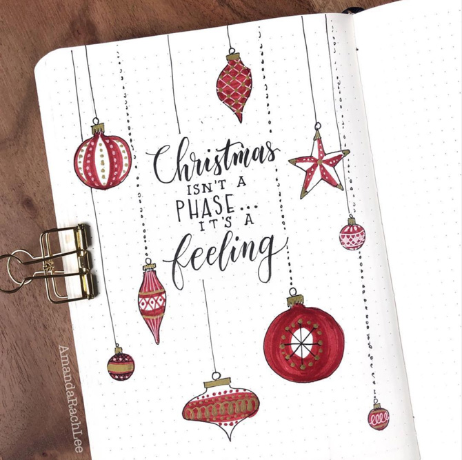 Festive Monthly Cover Ideas