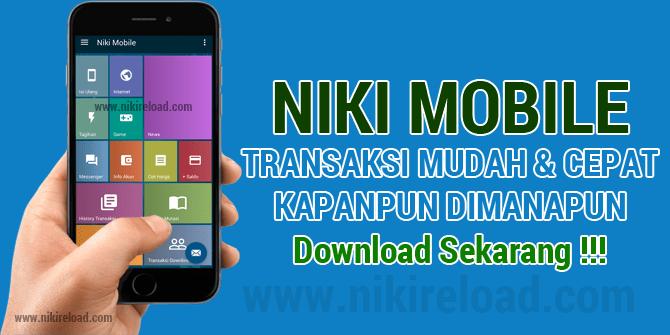 aplikasi android niki reload pulsa mobile