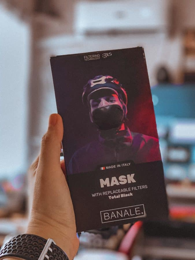 Banale Mask from Urban Traveller & Co.