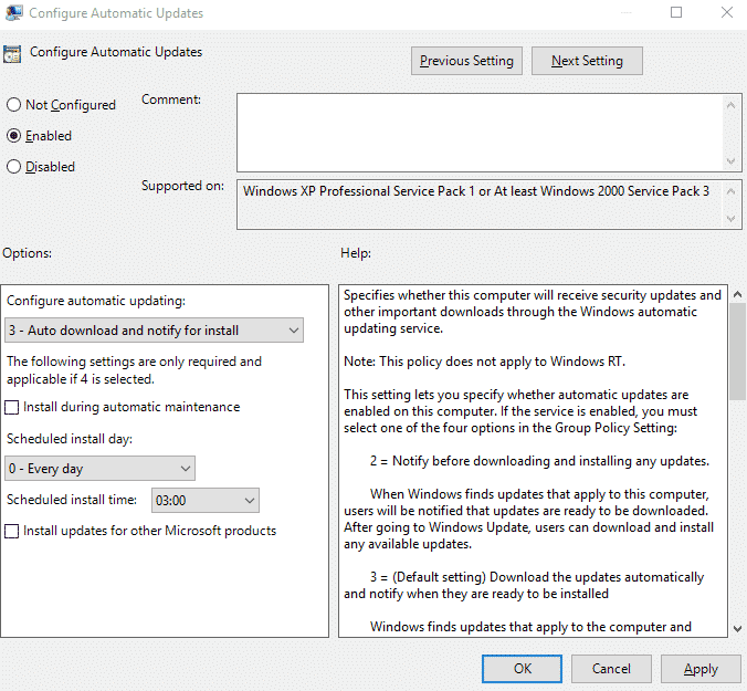 disable-automatic-updates-windows10
