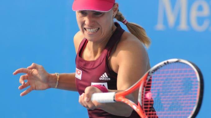 Angelique Kerber Racquet