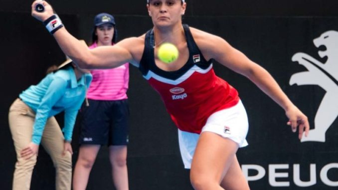 Ash Barty v Yaroslava Shvedova Live Streaming, Prediction