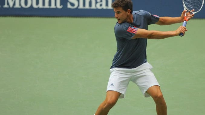 Dominic Thiem v Lloyd Harris Live Streaming & Prediction