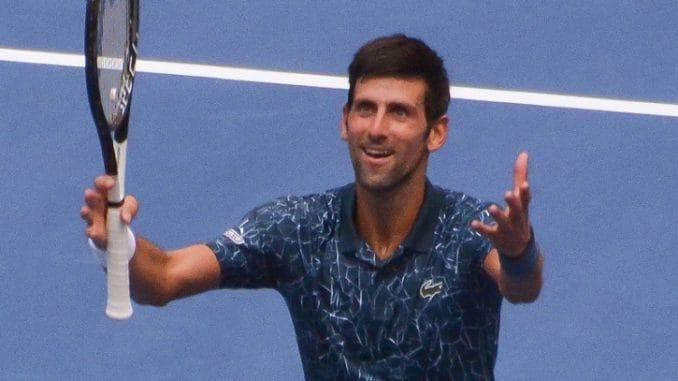 Novak Djokovic v Mats Moraing Live Streaming & Predictions