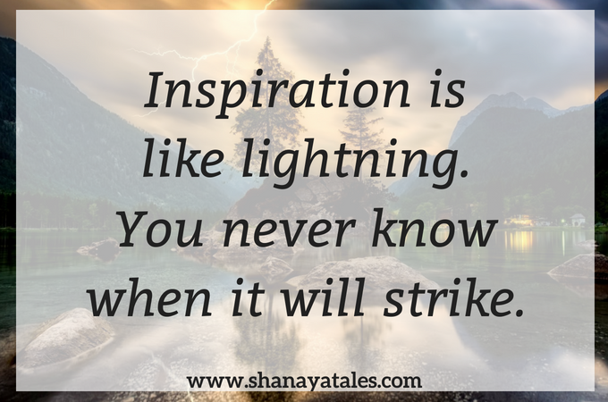 Is Inspiration Internal or External? What Inspires You?