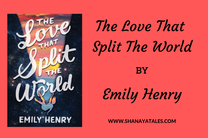 the love that split the world book review