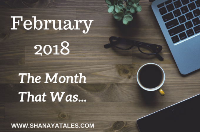 February 2018 – The Month That Was #GratitudePost