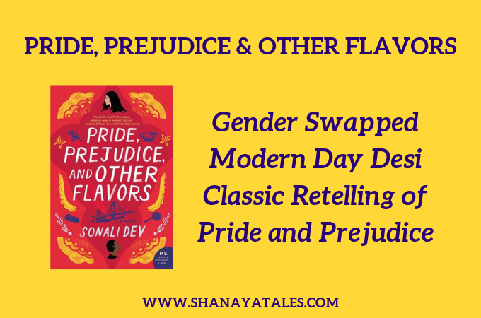 pride, prejudice, and other flavors by sonali dev book review