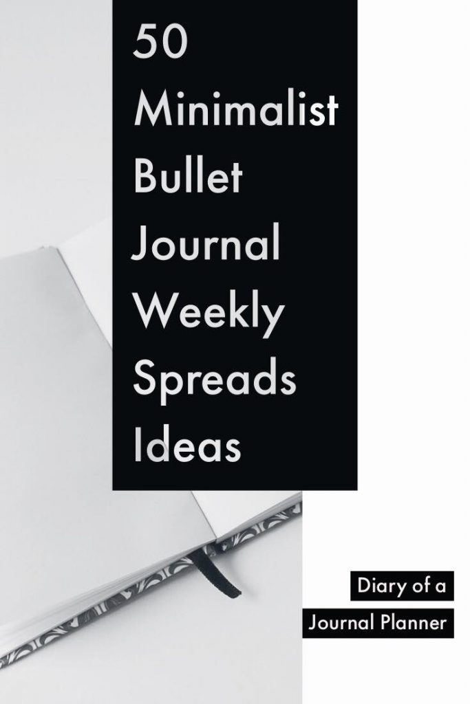 Weekly Spread Ideas for planners