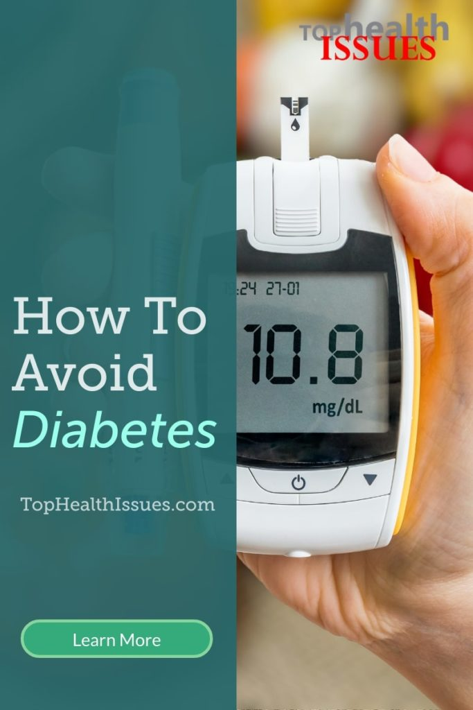 How To Avoid Diabetes