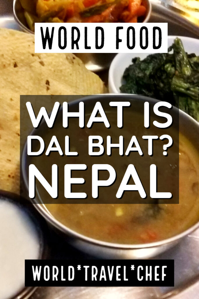 what is dal bhat nepal