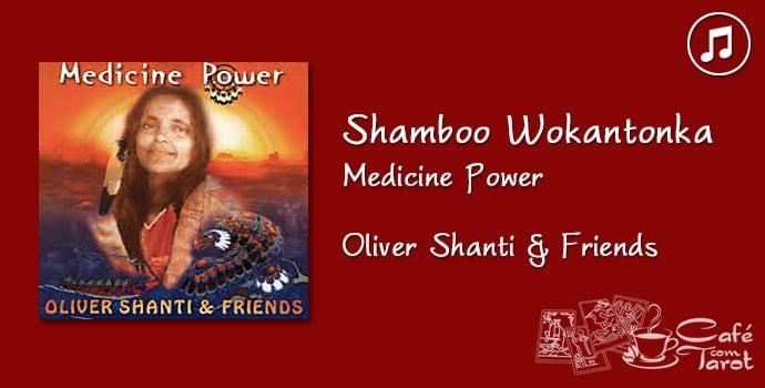 Shamboo Wokantonka | Café com Tarot