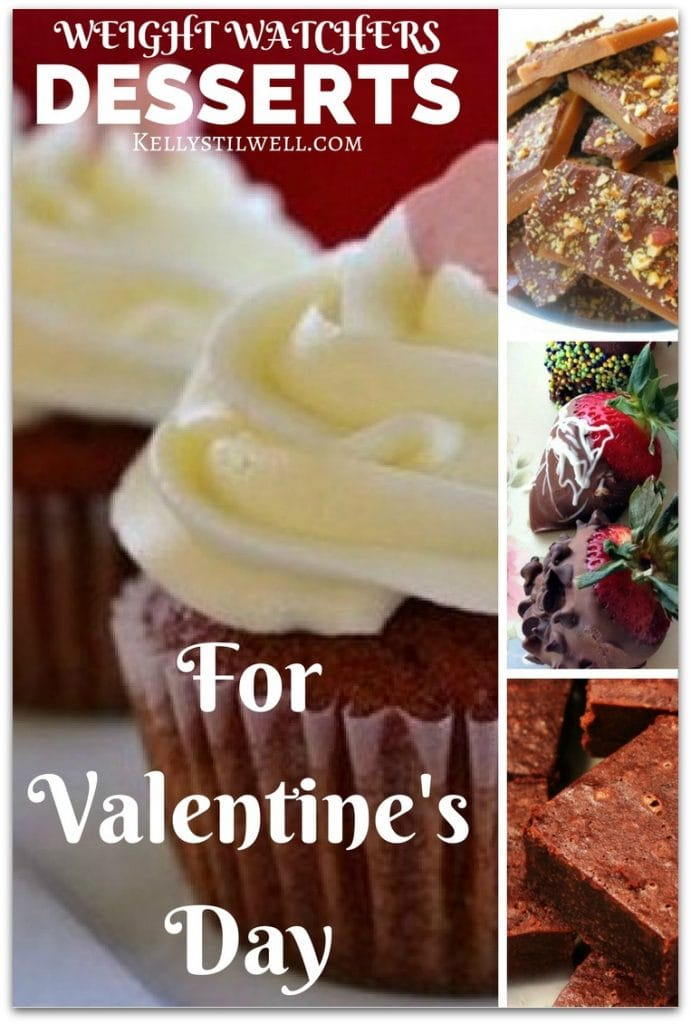 Looking for a round up of the best ever Weight Watchers desserts for Valentine's Day? You've found 20!