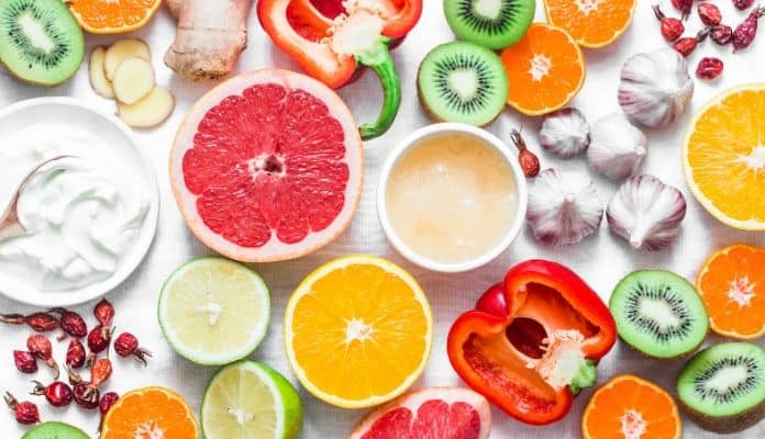 Fruits and vegetables to boost immune system