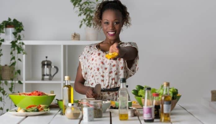 Reduce anxiety with a healthy diet
