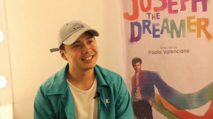 Sam Concepcion to play lead