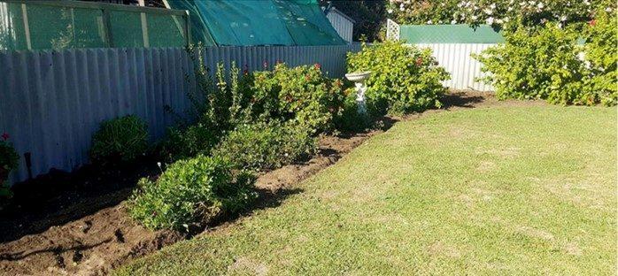 The Garden Fixer | Garden services after view