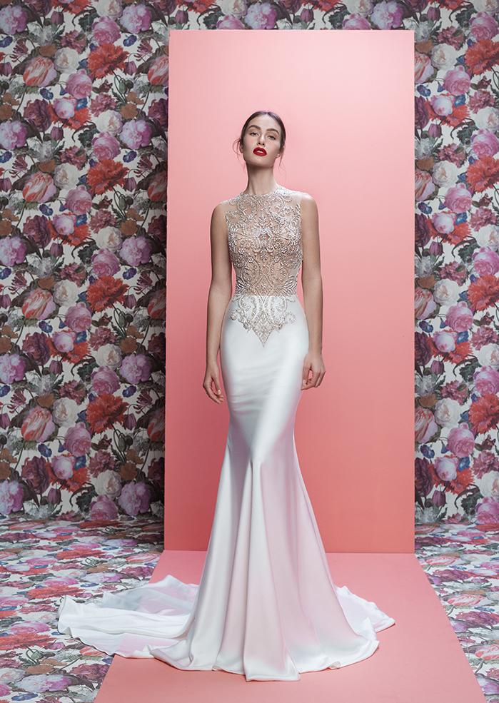 y Events | NYC 2018 Bridal Fashion Week | Galia Lahav Bridal I Chic Wedding Gown