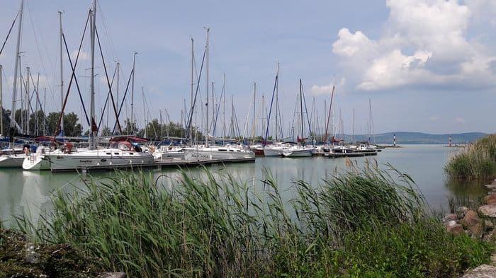 Balatonlelle horgászat