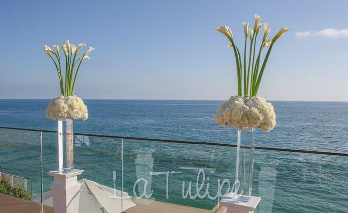 Lizabeth and Travis's Surf and Sand Resort Wedding