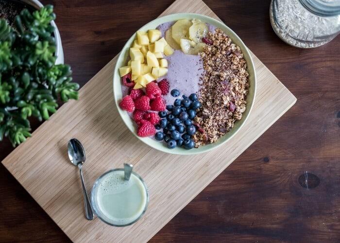 Sweet Bulking Breakfast
